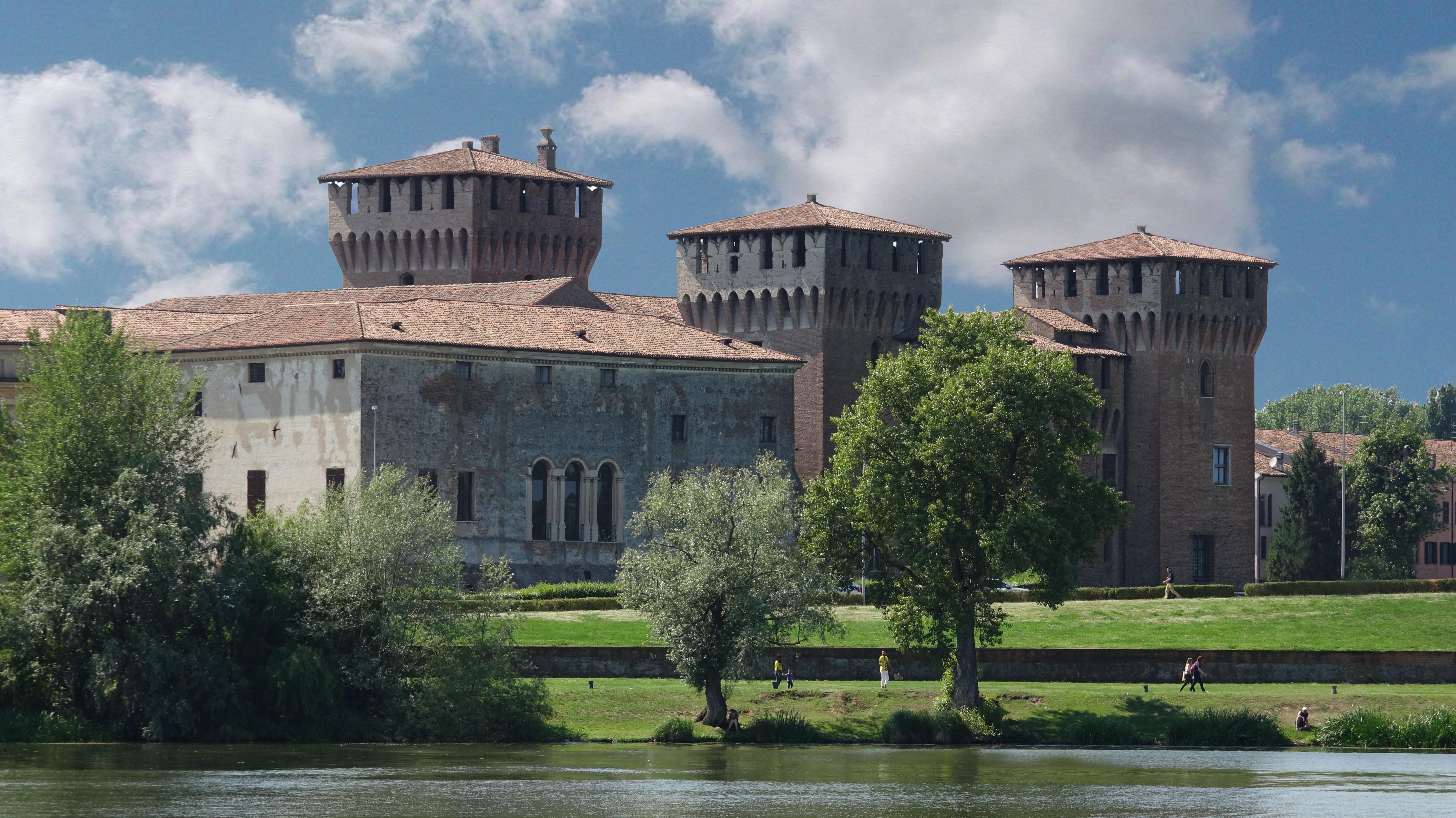 MAntova-Gonzaga-Miincio-Lombardia