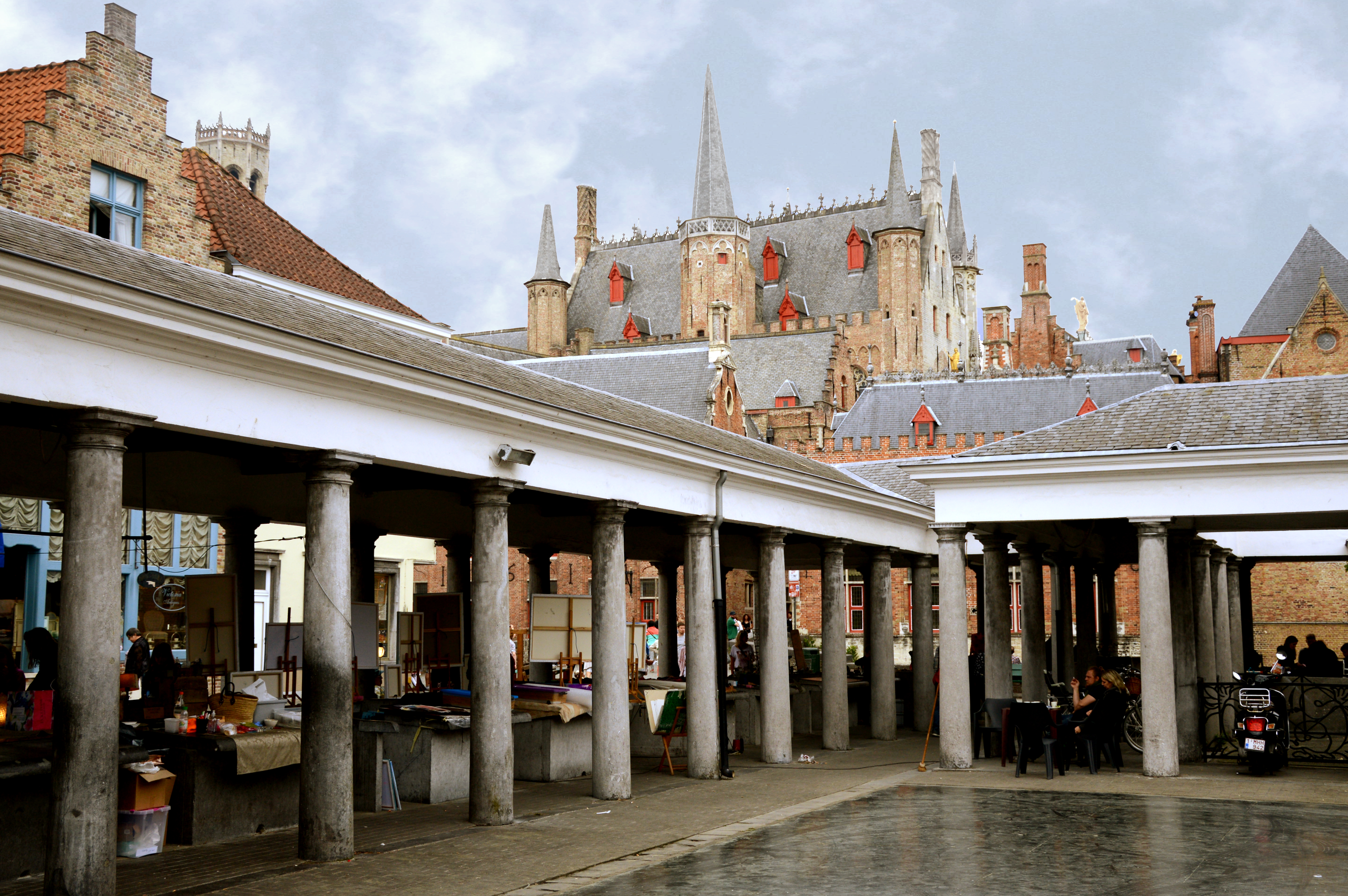 Bruges-Belgio-Fiandre