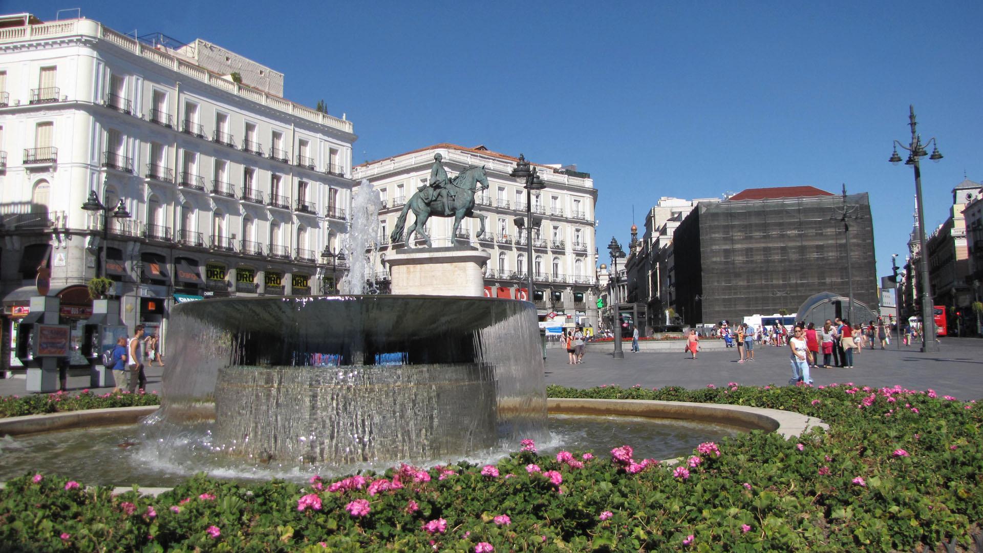 Madrid-Spagna-Metropoli europee-Penisola Iberica