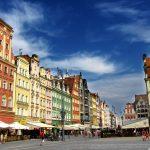 Breslavia – Una delle più belle città della Polonia, conosciuta anche come Wroclaw.