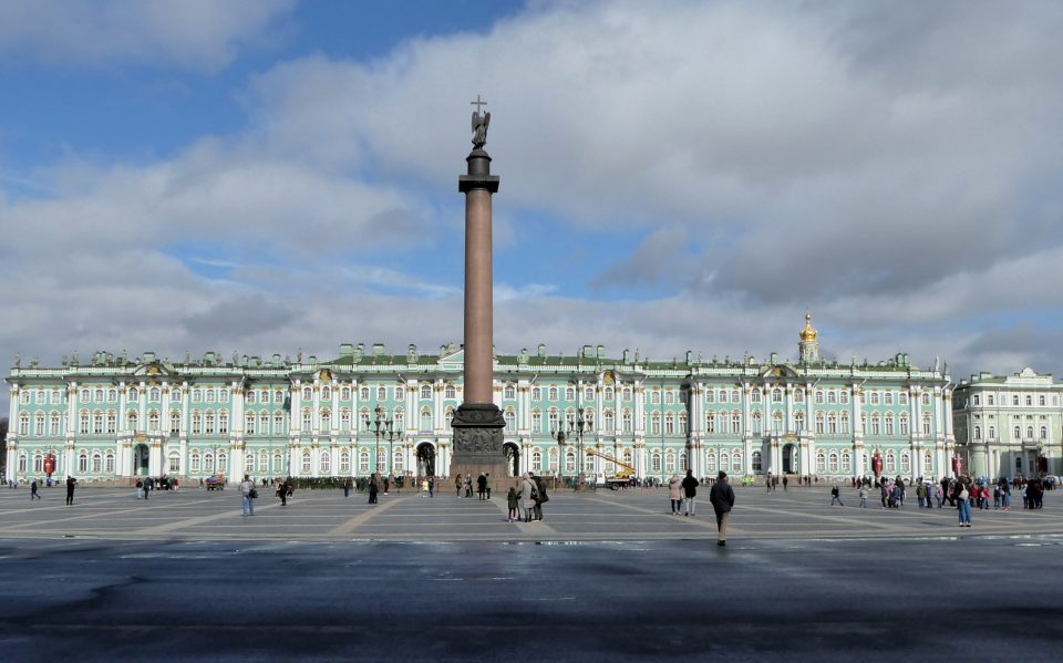 san pietroburgo-russia-palazzo d'inverno