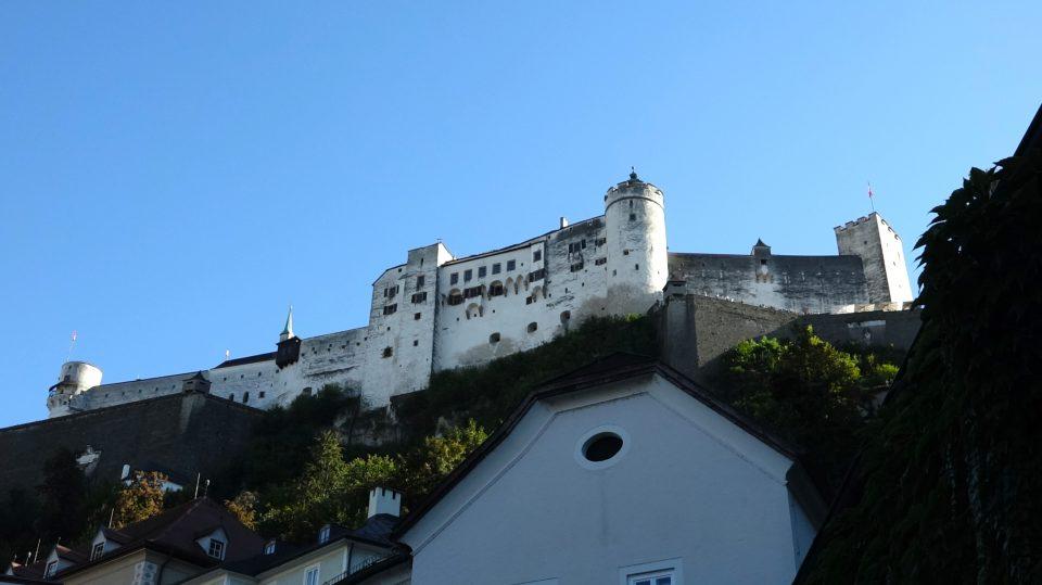 Hohensalzburg, salisburgo, austria, salzburg