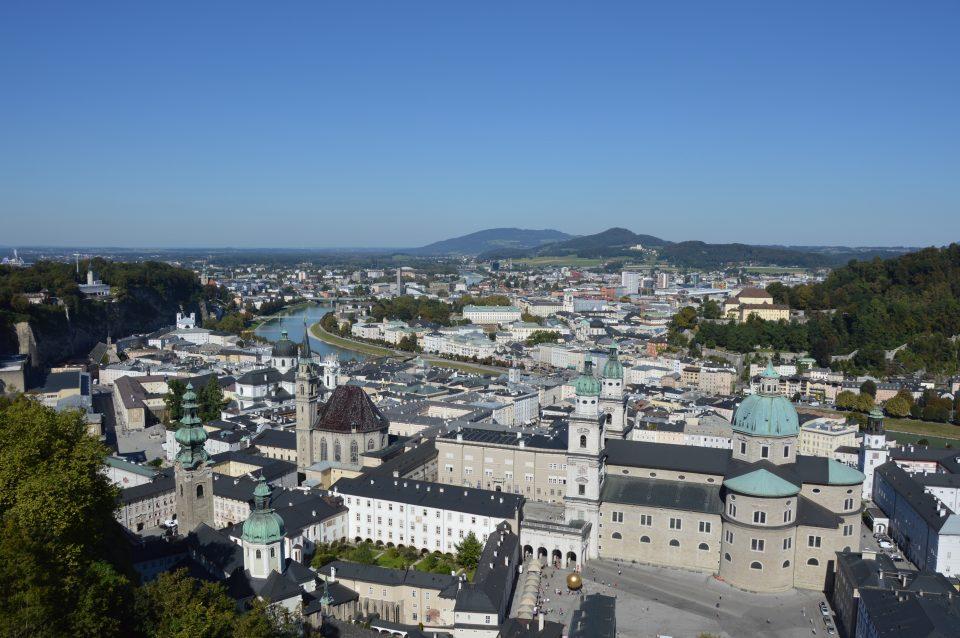 salisburgo,salzburg,austria