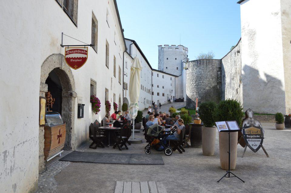 Hohensakzburg, salisburgo,austria,salzburg