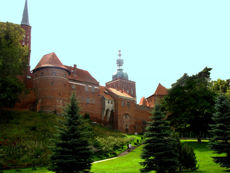 frombork, polonia, warmia, copernico