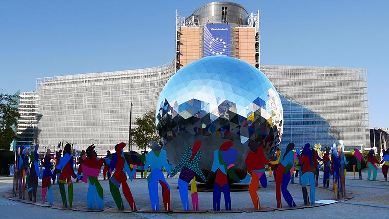 Bruxelles - Quartiere Europeo