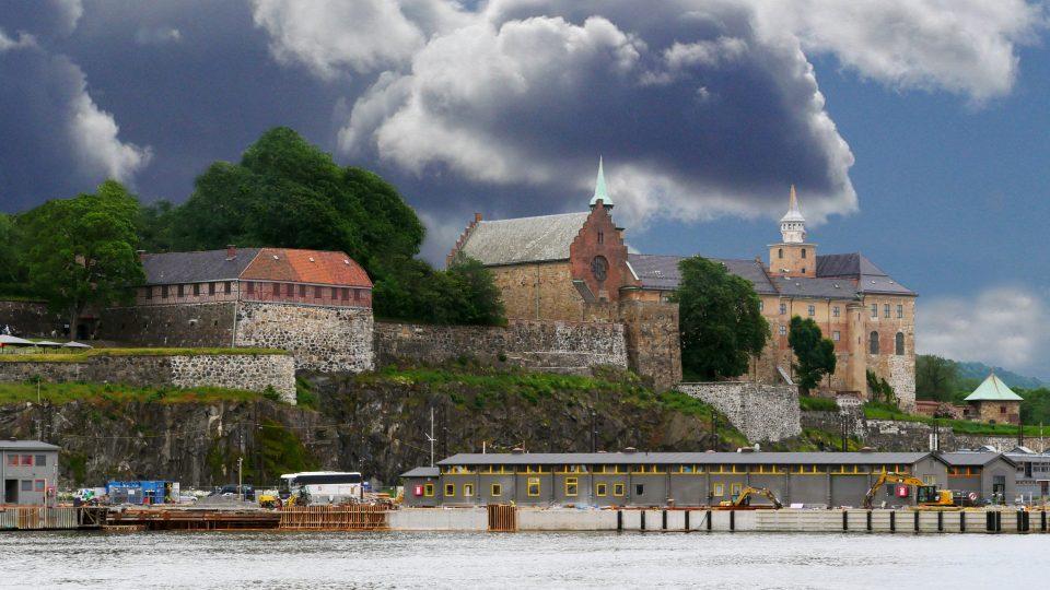 Oslo. La Fortezza del '300. Akershus.