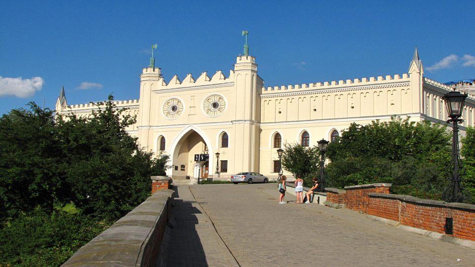 Lublino. Il Castello