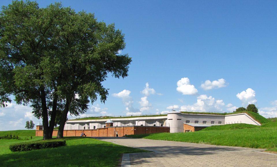 Kaunas. IX Forte