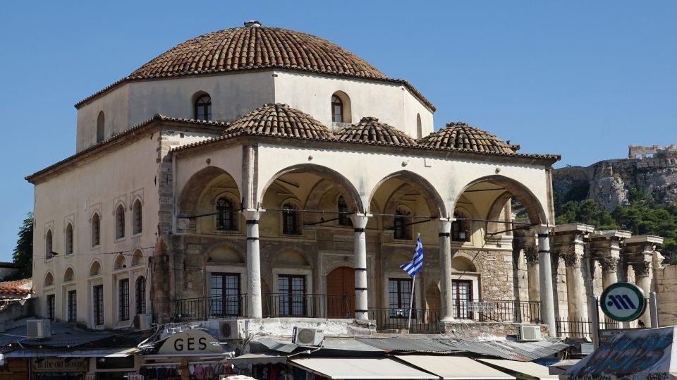 Atene. Piazza Monastiraki