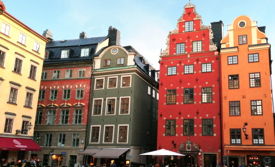 Stoccolma. Lo Stortorget