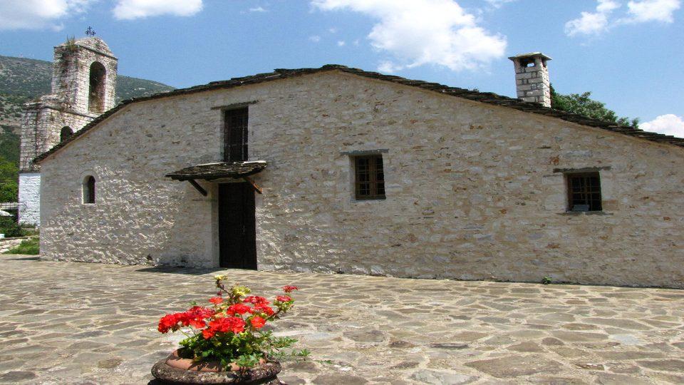 Ioannina. Isola di Nissi.