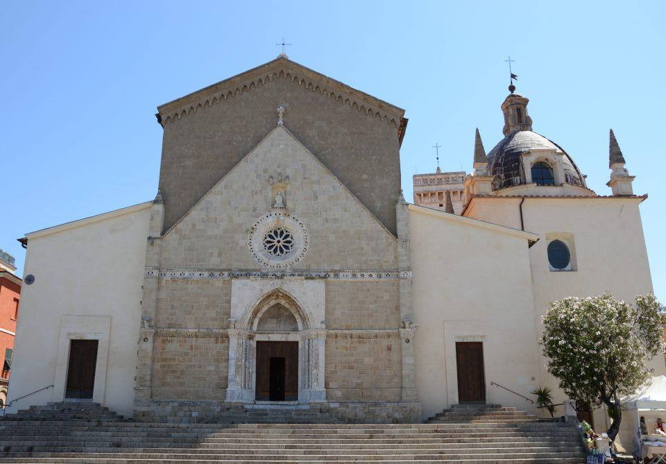 Orbetello. La Cattedrale